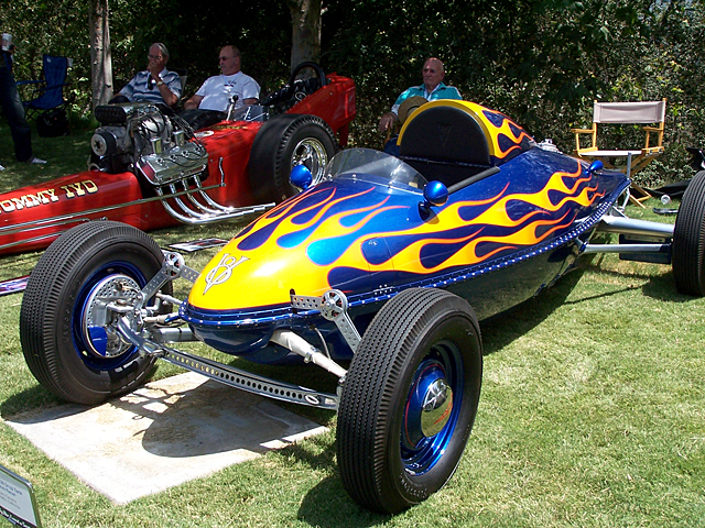 1948 P-38 Drop Tank Lakes Racer