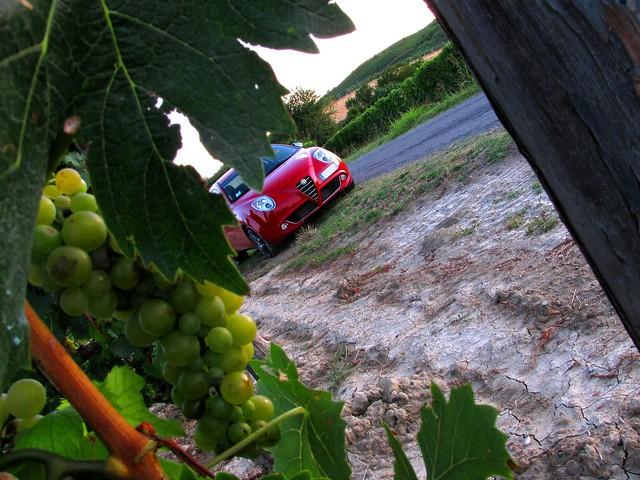 La mia Alfa Romeo MiTo ver.1
