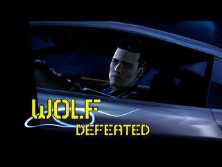 Wolf Defeated