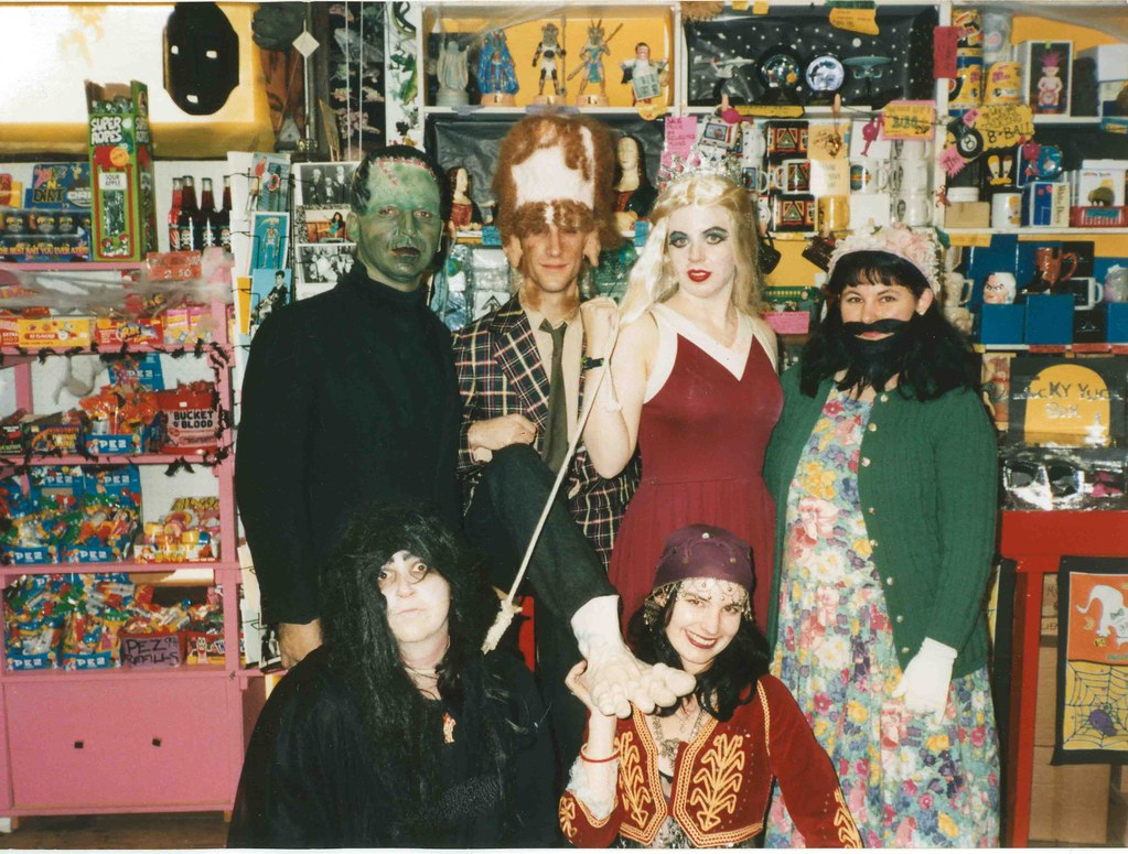 Halloween Costumes! 1995   Halloween Costumes From Many Year ...
