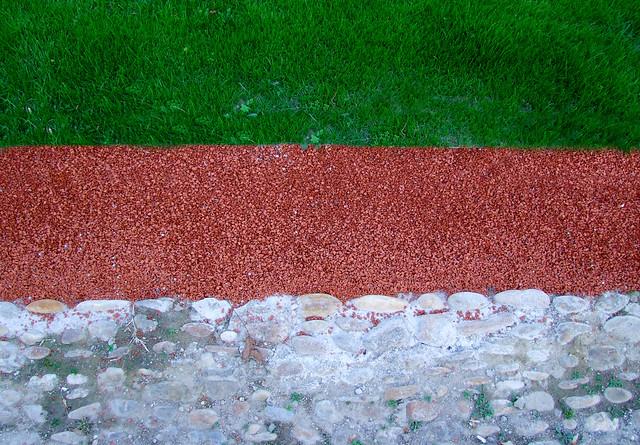 Hayfield / Sand / Stones