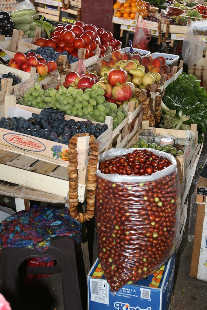 Market in the City of Bar, Montenegro | Early September 2009… | L. Z. |  Flickr