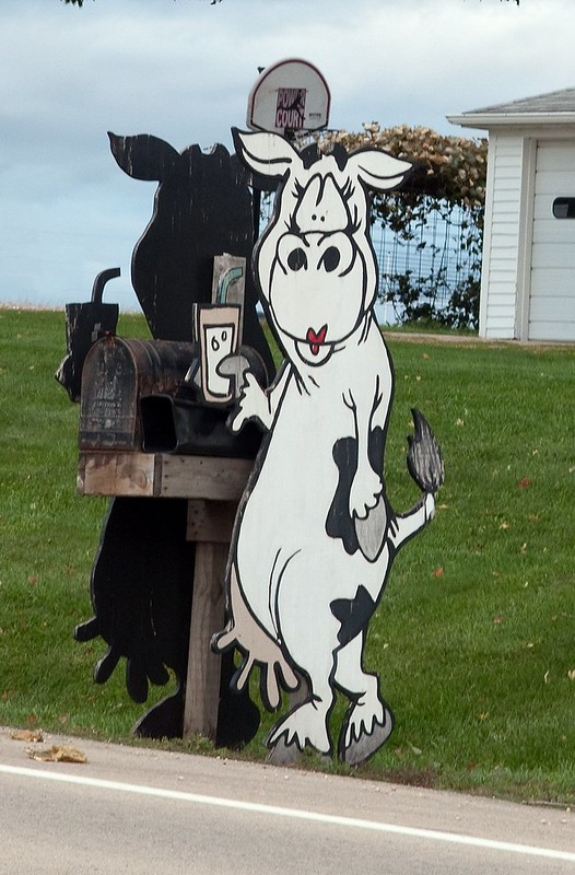 Happy Cow Hour~Udderly Strange