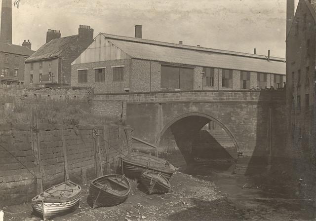 003986:Ouseburn Bridge Newcastle upon Tyne Unknown c.1920