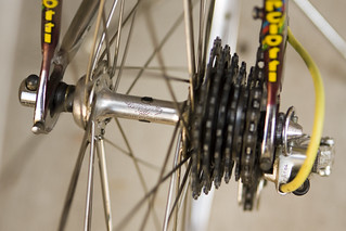 Rear Hub and Freewheel Detail | by Second City Warehouse