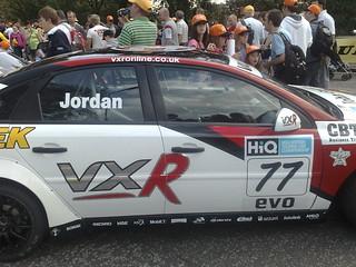Andrew Jordan Vauxhall Vectra