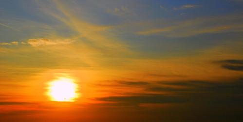 windswept sunrise   by ankakay