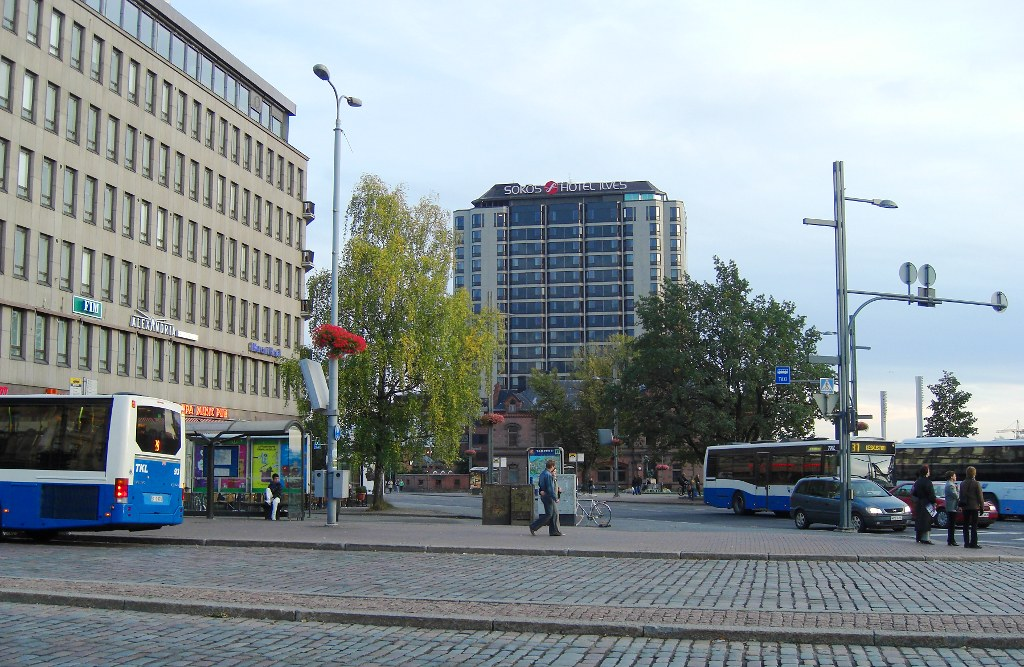 Tampere Hotelli Ilves