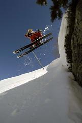 ACG SNOWride 2007 - Samnaun, jezdkyně: Simona Hrstková