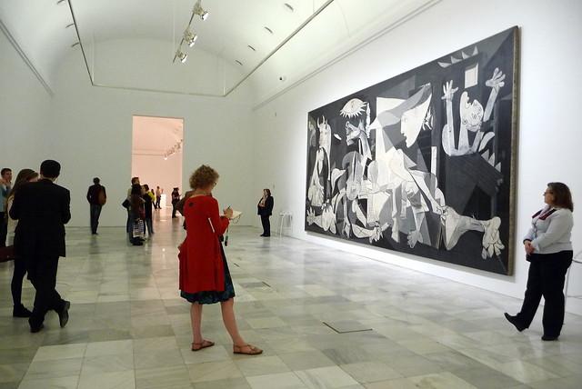 Museum Reina Sofía - Guernica
