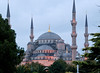 Blue Mosque at Dawn by keithhull