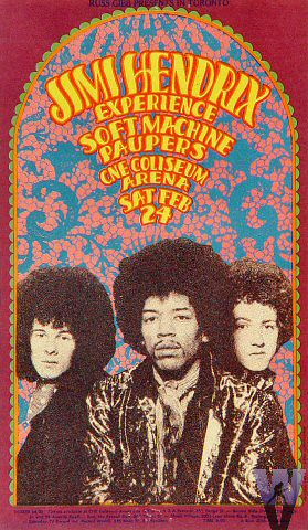70s music posters 11 | Leila Fakouri | Flickr