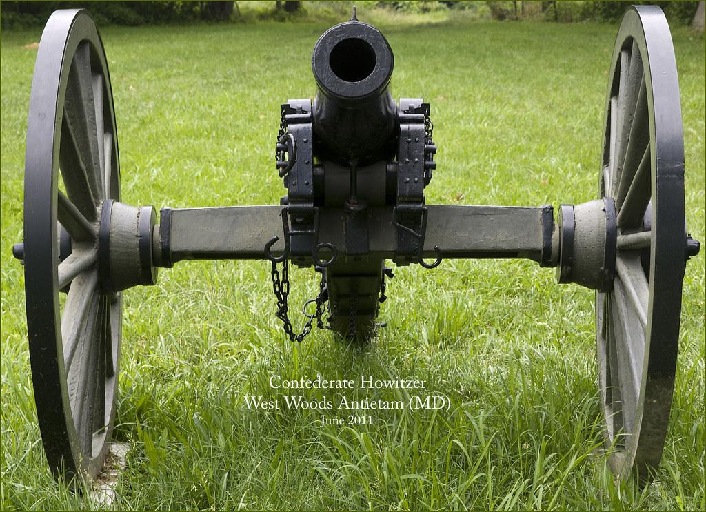 Confederate Howitzer -- West Woods Antietam (MD) Civil War… | Flickr