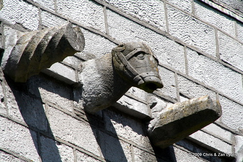 Saint Nicholas Collegiate Church - Horse Gargoyle | by Lyons, Tigers, and Bears...Oh My!