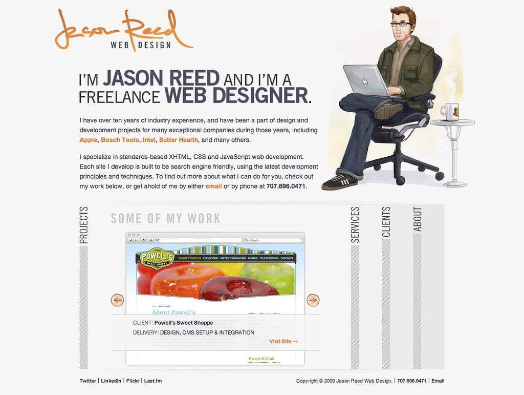Jason Reed Web Design Smart Innovative Web Design Deve Flickr