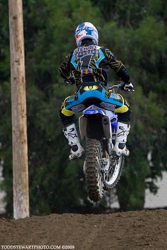 James Stewart Goon riding