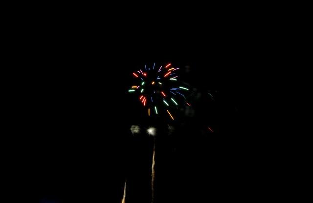 Fireworks - #2865