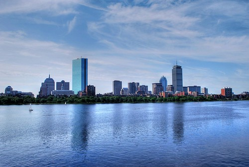 Boston in blue, HDR | by ionea.
