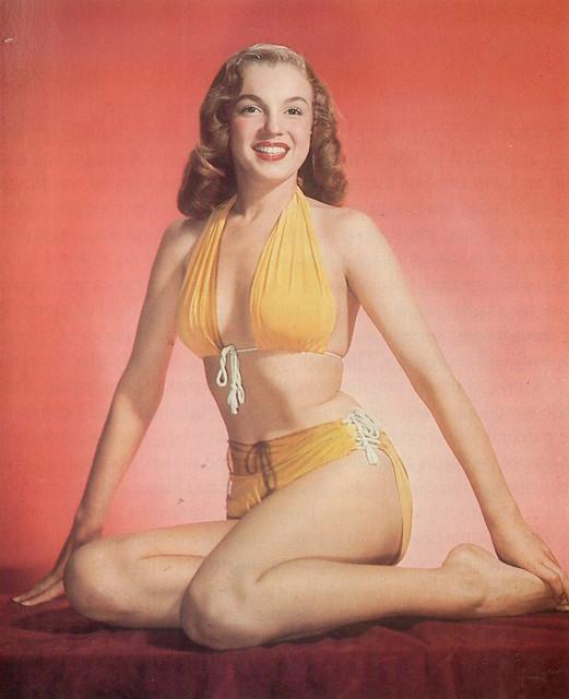 Mariilyn, mid 1940's