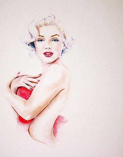 Marilyn Monroe - untitled