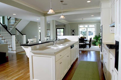 kitchen   Home Designed by Ron Brenner of ron brenner ...