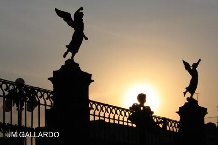 Puebla - Angeles catedralicios
