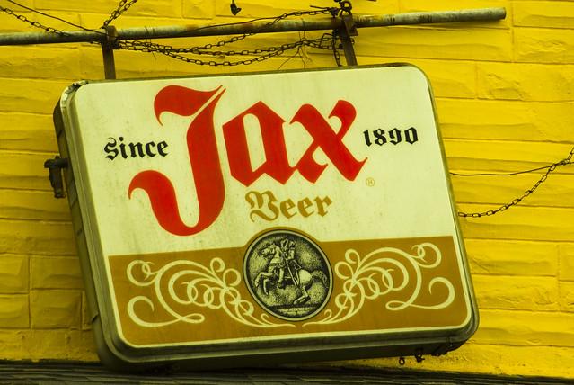 Jax Beer - Farewell to La Belle Louisiane!