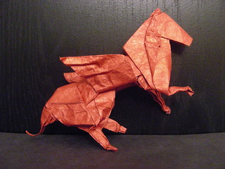 Pegasus (Design by J. Anibal Voyer) | by Origamiancy