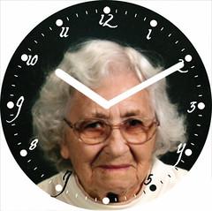 Grandmother Clock | by customclockface