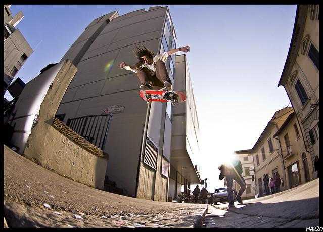 Gilberto Cannarozzi switch heelflip