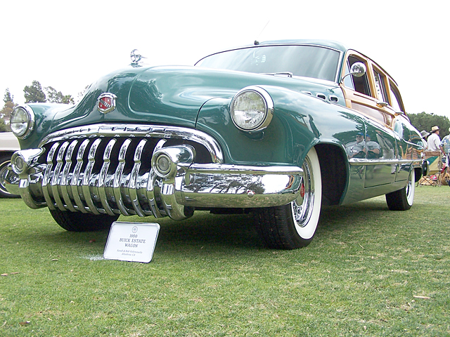 1950 Buick Wagon Estate