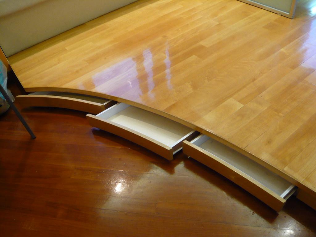 2. Living Room  Drawer In Raised Floor For Storage   Flickr