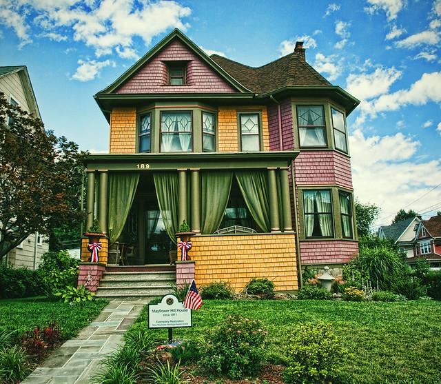 Mayflower Hill House....