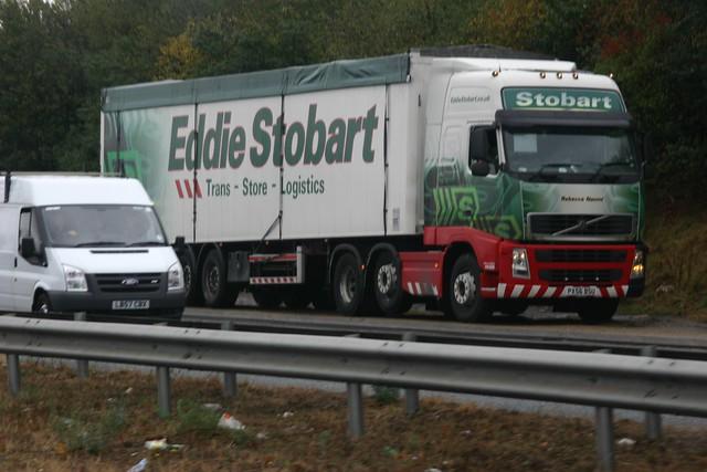 EDDIE STOBART PX56BSU REBECCA NAOMI 051009