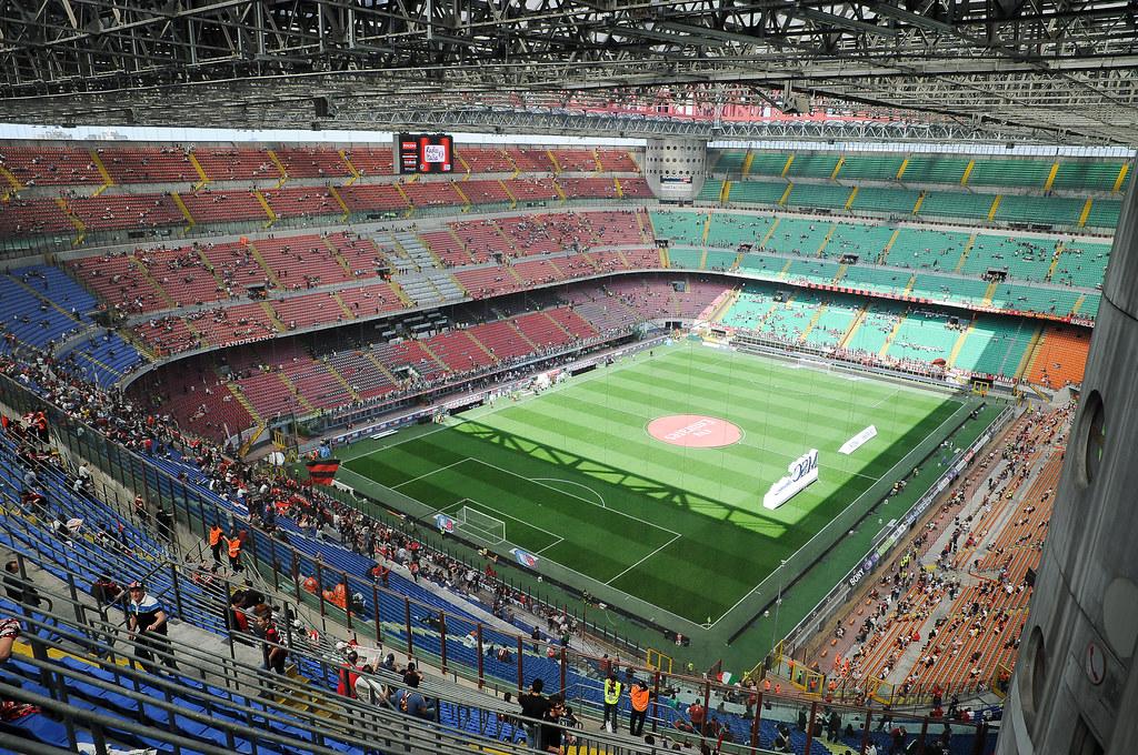 Mailand Stadion