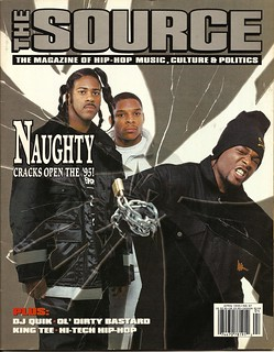 Naughty By Nature Source Cover | by lionelane