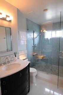 Bathroom Renovation   by Leslie Genchi
