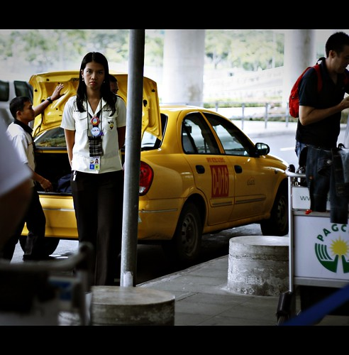 Yellow Cab Metered Taxi | by ButchCausing