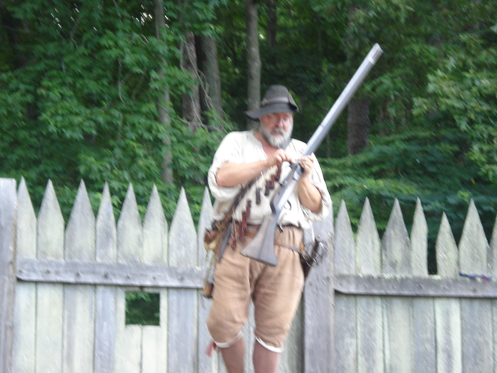 Jamestowne - Rifle Man