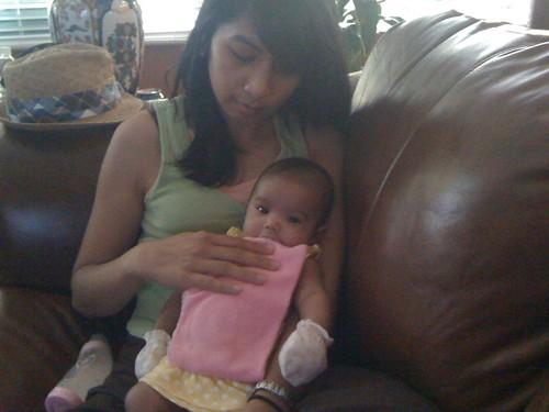 Sis and Savannah