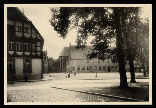 Bielefeld - Der Klosterplatz