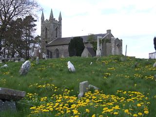 St Patrick's old church Donaghmoyne