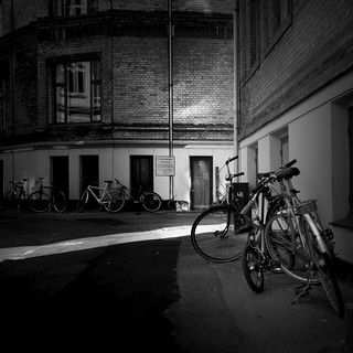 Night of Bicycles