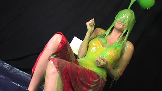 079 Jessica - Slimed  Girl | by iSlime