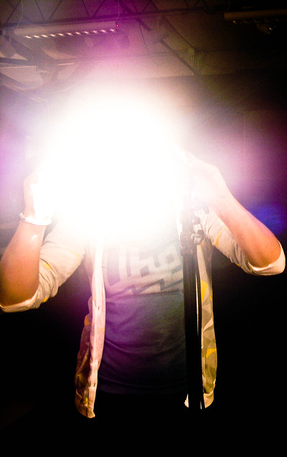 Light Explosion!