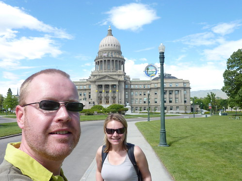 Boise - State Capitol - 1