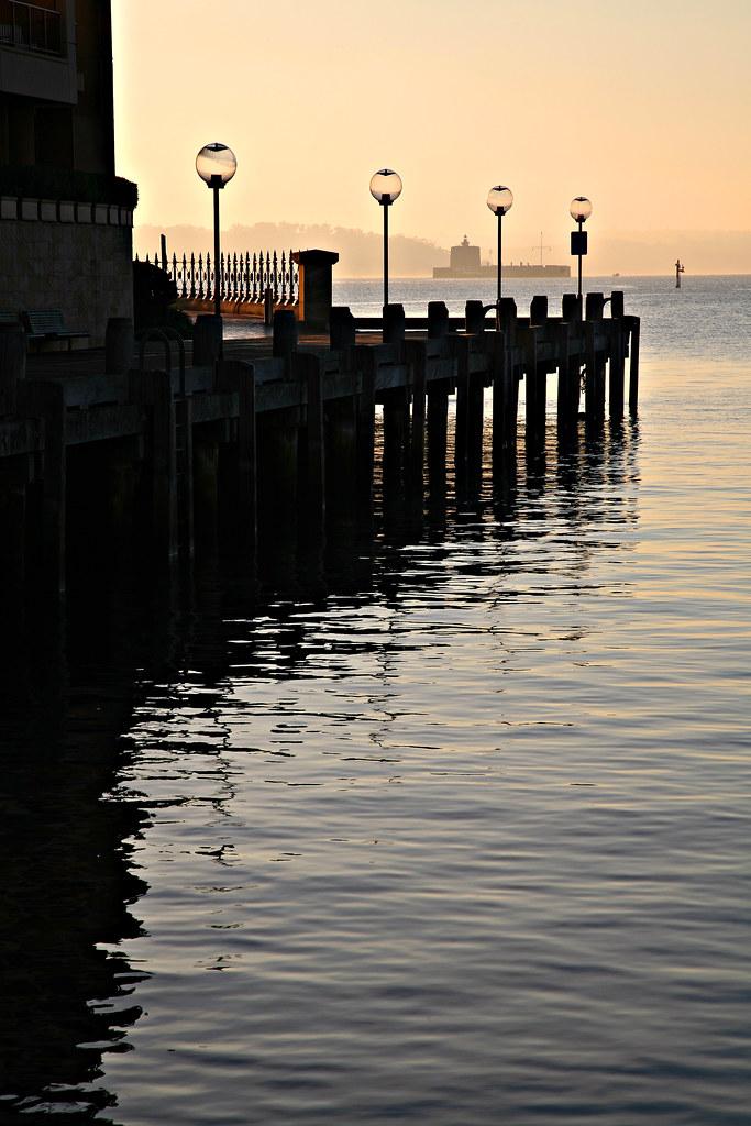 Wharf Tranquility