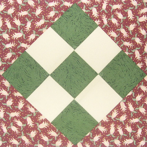 9-Patch in a Square   by jeansophie