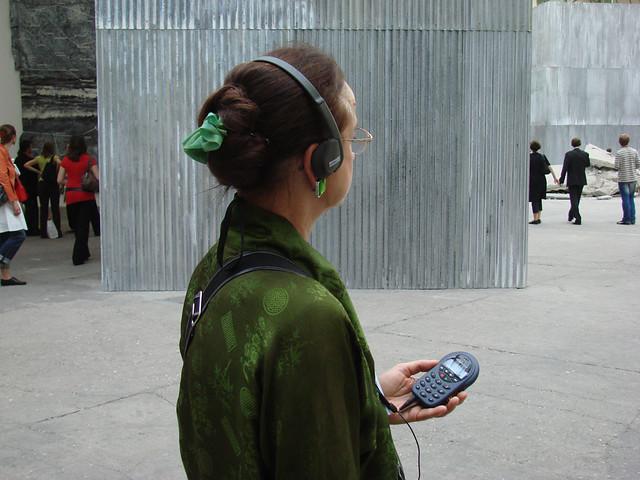 L'audioguidage de l'exposition Anselm Kiefer au Grand Palais