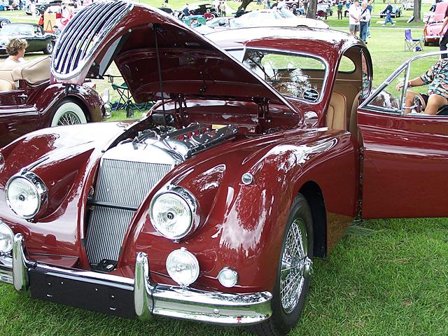 1954 XK 140